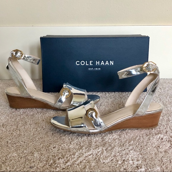 Cole Haan Shoes | Hp Wedge Sandal
